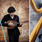 Folk Inspirations: Avi Avital, mandolin and Bridget Kibbey, harp