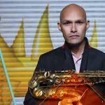Jazz saxophonist Miguel Zenon