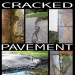 Assorted Damage: a new exhibition and walking tour from the Cracked Pavement Gallery