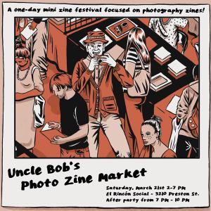 Uncle Bob's Photo Zine Market