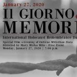 Il Giorno della Memoria - Inferno Mittelbau Dora
