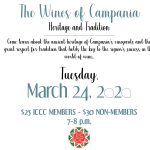 Aperitivo Italiano: The Wines of Campania