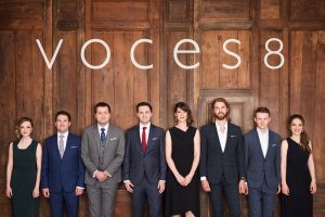 Voces8 in Concert: Choral Dances