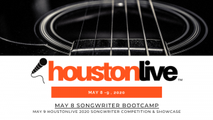 HoustonLive Songwriting Bootcamp