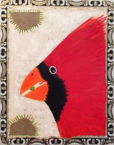 """Isabelle Scurry Chapman """"The Wonder of Birds"""" Open..."""