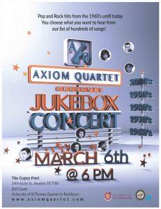 Jukebox Concert
