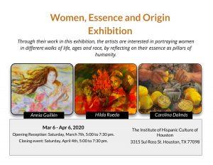 Women, Essence & Origen