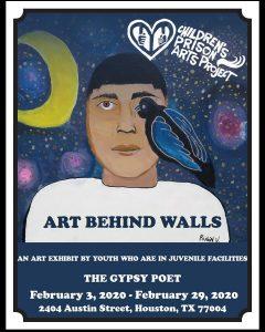 February Art Behind Walls Exhibit
