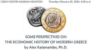 """Free Presentation: """"Some Perspectives on the Econo..."""