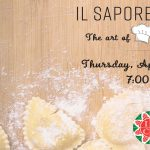 Il Sapore Italiano - The Art of Making Ravioli (Cooking Class)