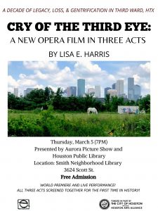 CRY OF THE THIRD EYE: A NEW OPERA FILM IN THREE AC...