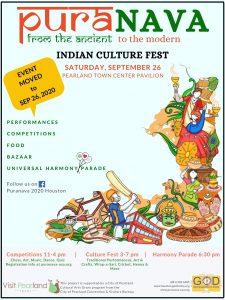 Puranava Indian Culture Fest