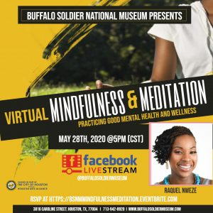 Virtual Mindfulness & Meditation: Practicing Good Mental Health and Wellness