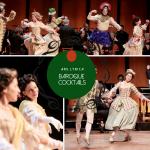 Baroque Cocktails: Dancing Queens