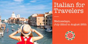 Italian for Travelers Class