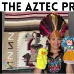 Aztec Princess with Young Audiences of Houston and Harris County Library