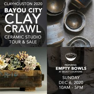 4th Annual Bayou City Clay Crawl