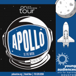 Apollo to the Moon - Streaming from Miller Outdoor Theatre