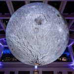 Moon by Luke Jerram