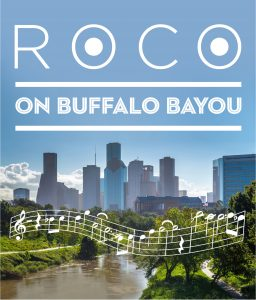 ROCO on Buffalo Bayou