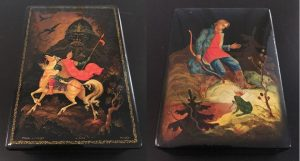 """Fairy Tales in Lacquer"" Exhibition"