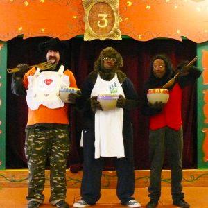 Goldilocks And The Three Plays Virtual Performance