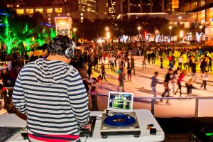 Skate Through the Decades on The Ice powered by Green Mountain Energy