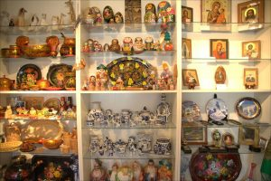 Russian Holiday Bazar