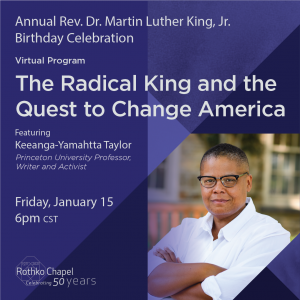 The Radical King and the Quest to Change America