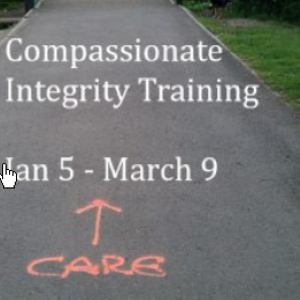 Compassionate Integrity Training (Livestreaming)