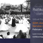 50th Anniversary Interfaith Service and Community Celebration