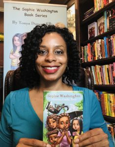 """Voices of Diversity"" Author Spotlight: Tonya Dunc..."