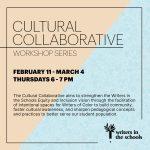 Cultural Collaborative Workshop Series
