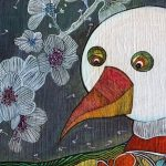 Tania Botelho's Magic Birds in the Night art exhibit