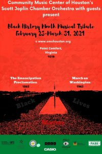 Black History Month Musical Tribute