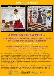 Access Delayed - African American Suffragists' C...