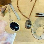 VIRTUAL WORKSHOP: TAB-STONE SETTING/INTRO TO JEWELRY MAKING