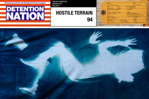 Detention Nation alongside Hostile Terrain 94 Inst...