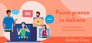 Pausa Pranzo In Italiano