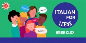 Italian for Teens - Beginner level