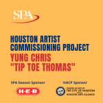 Houston Artist Commissioning Project Digital Premiere - Tip Toe Thomas
