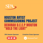 Houston Artist Commissioning Project Digital Premiere - Deborah D.E.E.P. Mouton