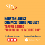 Houston Artist Commissioning Project Digital Premiere - Tazeen Zahida