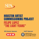 Houston Artist Commissioning Project - The Light Years
