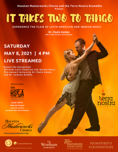 It Takes Two to Tango presented by Houston Masterw...