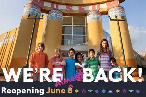 Children's Museum Houston Reopening