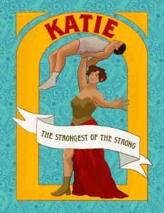 Katie -The Strongest of The Strong with Houston Gr...