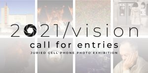 Call for Entries to 2021 Vision-Greater, a Houston...