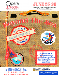 Beyond The Sea: Songs From Distant Shores