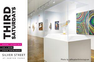 3rd Saturday Open Art Studios